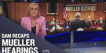 Samantha Bee Recaps The Mueller Hearings