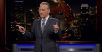 Bill Maher Mocks Tucker Carlson's 'White Supremacy Hoax' Remarks