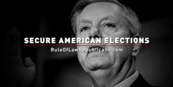 'Rule Of Law Republicans' Ads Attack #MoscowMitch Enablers On Election Security