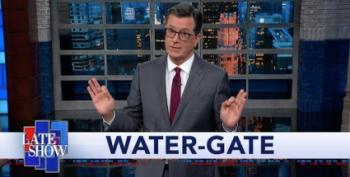 Stephen Colbert Asks Viewers' Support For The Bahamas. And Then....