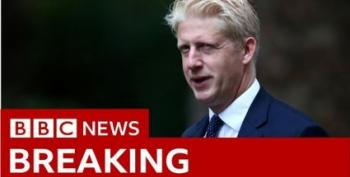 Amid Brexit Chaos, Boris Johnson's Own Brother Resigns As Tory MP