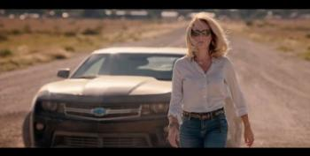 Valerie Plame's Running For NM-3 And Her Ad Pulls Zero Punches