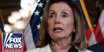 WATCH LIVE:  Nancy Pelosi Press Conference
