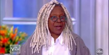 'The View' On Protecting The Whistleblower, 'Civil War'