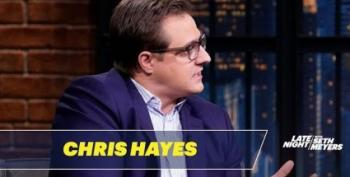 Chris Hayes On Late Night: Three Types Of Republicans On Impeachment