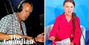 'Right Here, Right Now': Greta Thunberg Mashup With Fatboy Slim Goes Viral