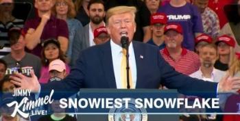 Jimmy Kimmel Gives Us The Rundown On The Latest Trump News