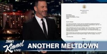 Jimmy Kimmel: 'It Wasn't A Meltdown, There's Nothing Left To Melt'