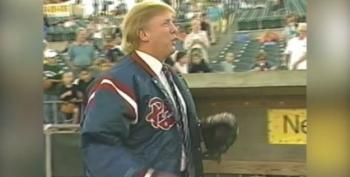 Friday News Dump: Nats Didn't Invite Trump To Throw Out First Pitch, And Other News