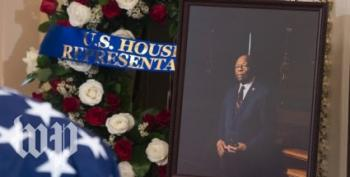 WATCH LIVE: Rep. Elijah Cummings' Funeral In Baltimore