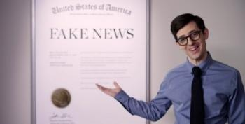 Canadian Ad Agency Trademarks 'Fake News', Sends Trump 'Cease And Desist' Letter