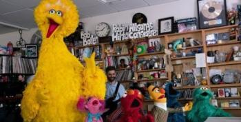 Happy 50th Sesame Street (NPR's Tiny Concert)