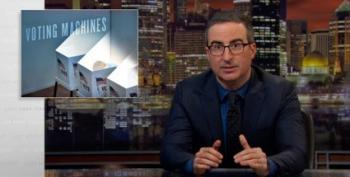 John Oliver: How We Can Fix Our Voting Machine Problem