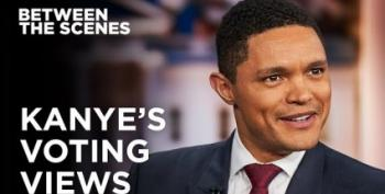Trevor Noah Slaps Kanye West; Black Voters Are Not 'Brainwashed'