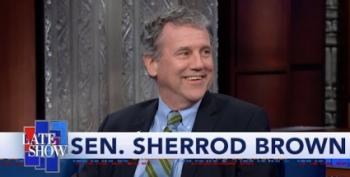 Why Does Sherrod Brown Still Hope GOP Senators Will Take Impeachment Seriously?