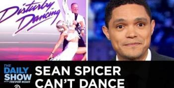Sean Spicer CHEATING His Way Thru 'Dancing With The Stars'