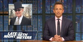 Seth Meyers Previews The Roger Stone Trial