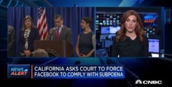 Facebook Is In Huge Trouble