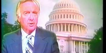 Does Ambassador Taylor Sound Like Walter Cronkite?
