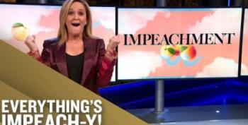 Samantha Bee Rejoices In GOP's Terrible Day One Of Impeachment Hearings