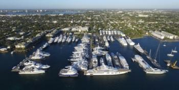 Trump Tax Break For Poor Went To GOP Donor's Superyacht Marina