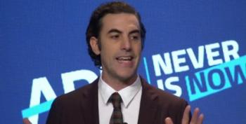 Sasha Baron Cohen Slams Facebook: 'Greatest Propaganda Machine In History'