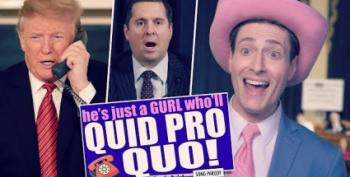 Randy Rainbow Reviews This Week In Impeachment Inquiry