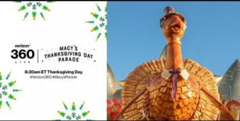 WATCH LIVE: Macy's Thanksgiving Day Parade