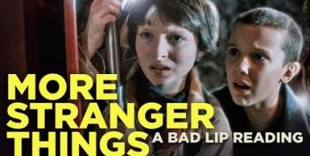 Bad Lip Reading Takes On 'Stranger Things'