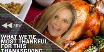 What Samantha Bee Is Thankful For