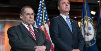 In Somber Historic Moment, Dems Unveil Articles Of Impeachment - UPDATED