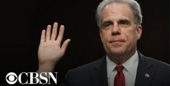 LIVE: Senate Judiciary Committee Grills IG Over His Report