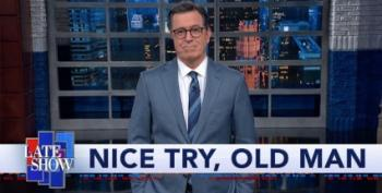 Stephen Colbert Lauds Greta Thunberg's Win Over Trump For Person Of The Year