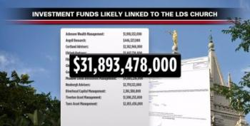 Whistleblower: Mormon Church Stockpiled $100B, Falsely Claimed Non-Profit Status