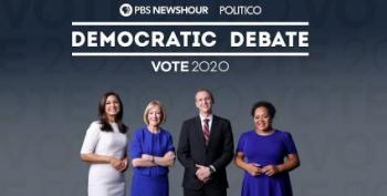 WATCH LIVE: 6th Democratic Debate