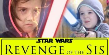 Star Wars: Revenge...of The Sis?