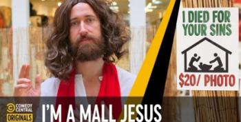Comedy Central Presents 'Shopping Mall Jesus'