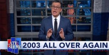 Colbert On Iran: 'This Is What's Been Keeping You Up At Night For Three Years'
