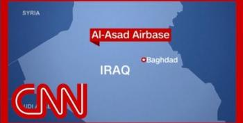 U.S. Airbase Attacked In Iraq; Iran Says 'Fierce Revenge' Has Begun (Update 5)