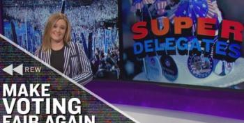 Samantha Bee Wants To Make Voting Fair Again
