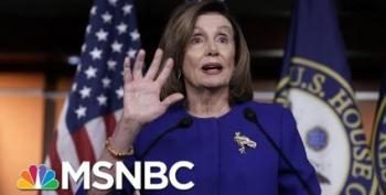 On Impeachment, Time Is On Nancy Pelosi's Side