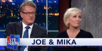 Joe Scarborough Chides GOP On Colbert: What Job Is Worth Selling Your Soul?