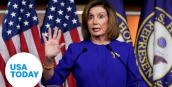 BREAKING:  Pelosi Names Seven Impeachment Managers