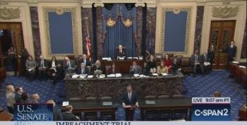 Senate Impeachment Proceedings Begin