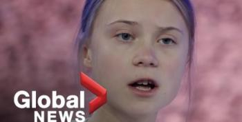 Greta Thunberg At Davos: 'Act As If You Loved Your Children Above All Else'