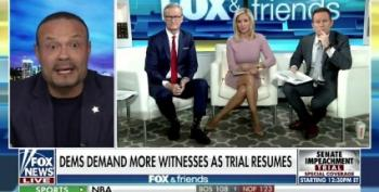 Fox's Bongino Says Bolton, Yes, JOHN Bolton, Is 'Part Of Liberal Swamp'