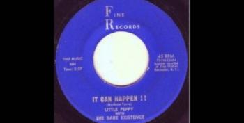 C&L's Late Nite Music Club With Little Peppy And The Bare Existence