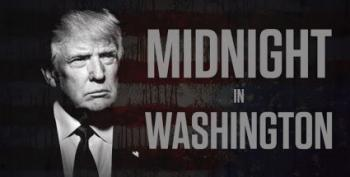 It's Midnight In Washington