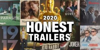 'Honest Trailers' For This Year's Best Picture Nominees