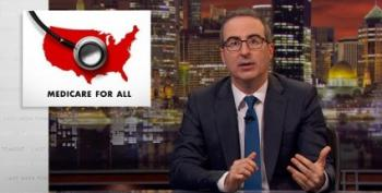 John Oliver Returns, Asks Why The Hell Medicare For All Is Even A Question